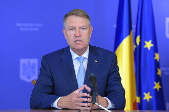 Klaus Iohannis: Prima tranșă a unui vaccin anti-Covid va ajunge în România în primul trimestru al anului viitor