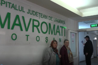 Firmele au refuzat să schimbe instalația electrică a Spitalului din Botoșani, din cauza bolnavilor COVID