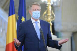 Iohannis, despre ideea boicotului PSD la învestirea Parlamentului: Să arate că-s mai cu moț?