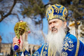 ÎPS Teodosie cere preoților din Constanța să meargă pe câmp și să facă slujbe speciale pentru ploaie