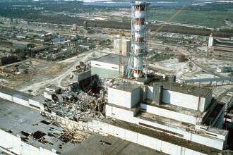 34 de ani de la dezastrul nuclear de la Cernobîl. Zona este acum asediată de flăcări