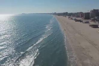 Numărul de rezervări pe litoral s-a triplat după anunţul preşedintelui privind deschiderea plajelor la 1 iunie
