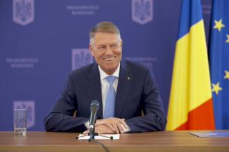 Klaus Iohannis a retrimis în Parlament Legea privind Ziua Tratatului de la Trianon