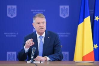 Klaus Iohannis a promulgat legea pentru stabilirea datei alegerilor locale la 27 septembrie