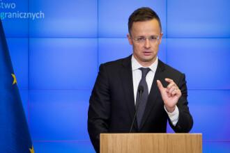 Reacția ministrului ungar de Externe la declarațiile lui Iohannis: