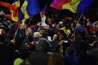 Surse: Șoșoacă, Simion, Târziu și sindicalistul Rădoi au fost amendați după protestele de luni