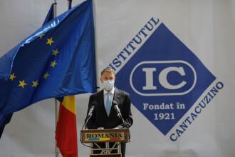 """Iohannis, mesaj pentru protestatari: """"Virusul nu dispare prin violență și manifestări extremiste"""""""