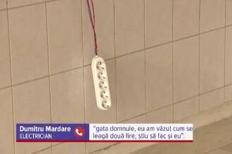 Improvizații la spitalul Piatra Neamț, unde pacienții au murit arși. Electricianul nu are autorizație