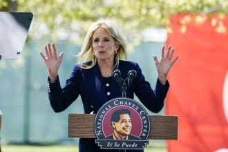 """Ce farsă a făcut Prima Doamnă a SUA de Ziua Păcălelilor. Oamenii spun că au fost """"total păcăliți"""""""