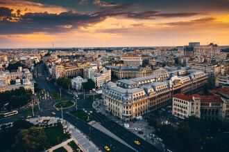 Rata de infectare Covid în București, azi, 12 aprilie 2021. Incidența a ajuns la 6,13