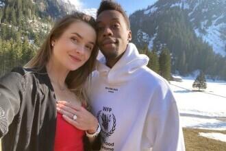 După ce s-au despărțit în februarie, Elina Svitolina și Gael Monfils s-au logodit. FOTO