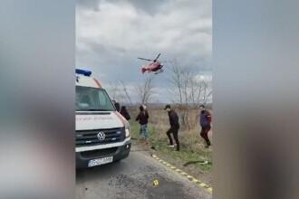 Accident tragic în Iași. Un copil de patru ani a fost proiectat direct prin parbriz