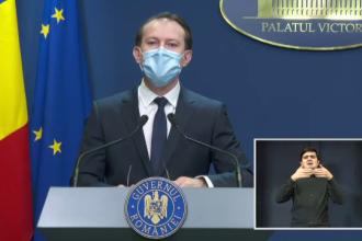 Florin Cîțu anunță revenirea la normalitate, începând cu 1 iunie. Premierul cere ajutorul Bisericii în campania de vaccinare