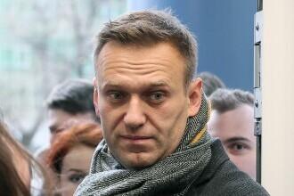 Aleksei Navalnîi nu renunță la greva foamei. Opozantul are febră și o tuse puternică