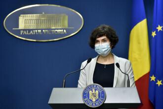 Andreea Moldovan: vor fi amânate operațiile care nu reprezintă urgențe, în favoarea pacienților COVID de la ATI