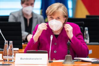 """Germania ar putea intra într-un lockdown """"scurt și dur"""". Merkel: """"Este corect"""""""