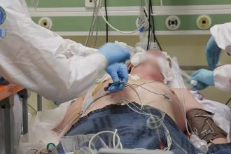 VIDEO. Realitatea din spitalele care tratează pacienți COVID. Imaginile dramatice publicate de Raed Arafat