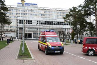 Nu mai sunt locuri libere la ATI în Spitalul Județean din Suceava. Cazurile grave sunt în creştere