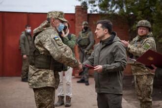 """Înalt oficial rus, despre conflictul din Donbas: """"Ar putea fi începutul sfârşitului pentru Ucraina"""""""