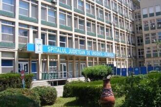 Un pacient a murit după ce s-a aruncat de la etajul 3 al spitalului din Slobozia, sub privirile a zeci de oameni