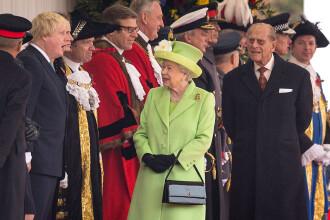 VIDEO. Mesajul premierului Boris Johnson, după decesul prinţului Philip