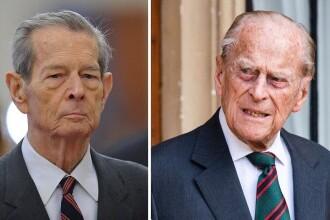 Legăturile între Prințul Philip și Regele Mihai. Au fost veri și erau născuți în aceeași zi