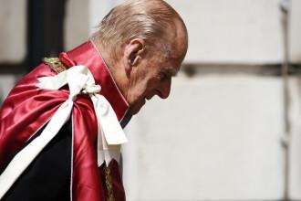 Focuri de armă şi salve de tun se vor auzi la prânz în oraşe din Marea Britanie, în onoarea prinţului Philip