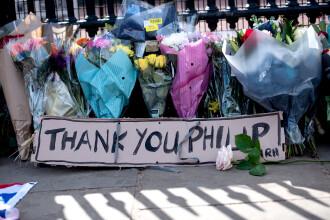 Foştii preşedinţi Donald Trump şi Barack Obama i-au adus un ultim omagiu prinţului Philip