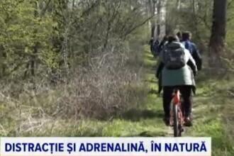 Potențial turistic uriaș în vestul țării. Domeniul Herneacova, zonă de drumeții și aventură, biodiversitatea din Lunca Mureș