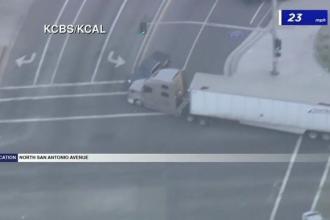 """Autorul unei crime, prins în SUA de un șofer de camion. """"Am zis că trebuie să pun capăt urmăririi"""""""
