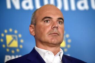 """Rareș Bogdan: """"Florin Cîțu are sprijinul PNL, nu cred că USR PLUS stă într-un singur om"""""""