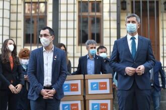 Barna: Coaliţia de guvernare merge mai departe, Voiculescu va continua la Ministerul Sănătăţii