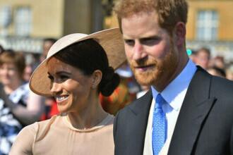 Regina şi membrii familiei regale britanice,