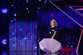 """Show inedit la """"Românii au talent"""", luni seară. Momentele care i-au uimit pe jurați"""