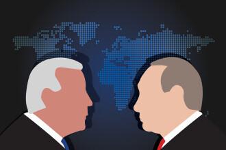 Tensiunile din SUA și Rusia escaladează. Amenințări dure de la Kremlin, după sancțiunile impuse de Biden