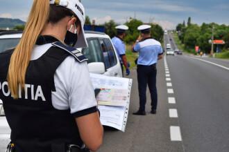 Un șofer din Turda circula cu un permis britanic, emis pe baza unuia maghiar, obținut pe baza unui permis românesc falsificat