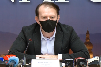"""Florin Cîțu, despre problema deceselor invocată de Vlad Voiculescu. """"Îi cer public lui Dan Barna să ne spună dacă știa"""""""