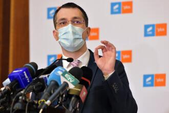 """Voiculescu, despre cel care îl va înlocui la Ministerul Sănătății: """"Un om mai bun, sper"""""""