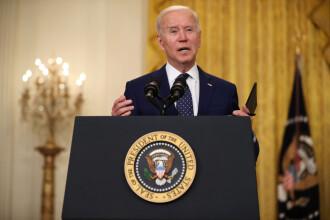 Joe Biden a anunțat o nouă rundă de sancțiuni împotriva Rusiei