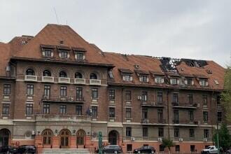 Clotilde Armand: Conducerea RAAPPS distruge voit monumentul Hotel Triumf