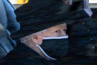 Presa britanică: Regina Elisabeta a II-a se va muta definitiv la Windsor, pentru a fi aproape de Prințul Philip