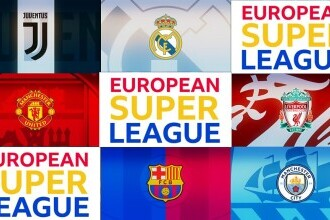 Ce este Superliga Europei, proiectul marilor echipe care a divizat lumea fotbalului