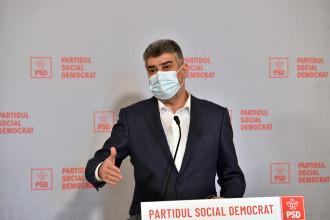 """Marcel Ciolacu: politicienii din coaliție fac """"4 ore pe zi de terapie pe ciolan"""
