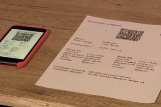 Eurodeputaţii au aprobat definitiv certificatul digital Covid al Uniunii Europene
