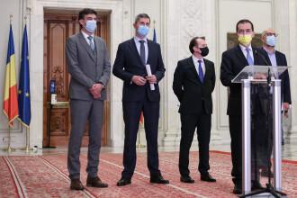 Criza din Guvern a luat sfârșit. Coaliția are un nou acord, ministrul Sănătăţii va fi anunţat miercuri