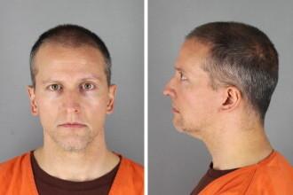 Derek Chauvin, poliţistul acuzat de uciderea lui George Floyd, găsit vinovat pentru toate capetele de acuzare