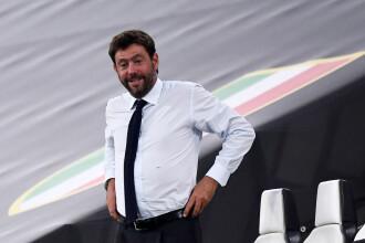 Andrea Agnelli susţine că proiectul Super Ligii va avea succes şi fără cluburile engleze