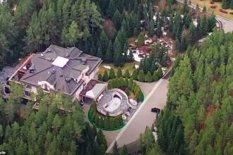 """Un nou """"palat"""" al lui Putin, descoperit de echipa lui Navalnîi. Cu ce este dotat """"spa-ul personal al președintelui rus"""""""