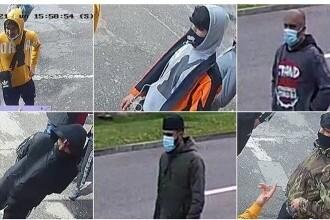 Poliţiştii locali din Timişoara au găsit patru dintre cei şase bărbaţi suspectaţi că au participat la crima dintre migranţi