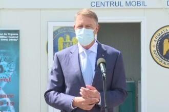 """Iohannis, despre incendiul de la spitalul din Slatina: """"Semnalul de alarmă este clar"""""""